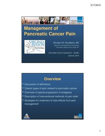 Palliative Care Training for Clinicians