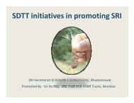 Read more - SRI - India