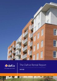 latest report published by property website Daft.ie.