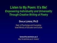 Listen to My Poem: It's Me!