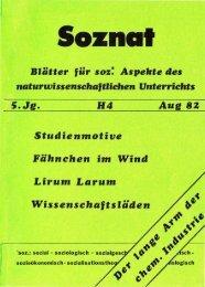 Heft 4/1982 - Gute UnterrichtsPraxis
