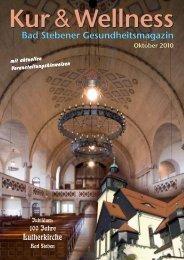 Oktober 2010 - Bad Steben