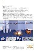 System podparapetowych kanałów kablowych ... - OBO Bettermann - Page 4