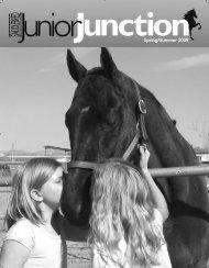 Spring/Summer 2009 - American Saddlebred Horse Association
