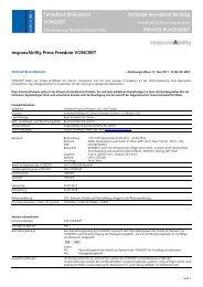 T Termsheet (Indication) Vontobel Investment ... - responsAbility