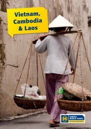 Vietnam, Cambodia & Laos - Harvey World Travel