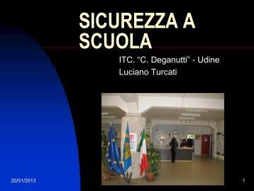 Leggi - C. Deganutti