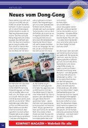 Neues vom Dong Gong.pdf - Ostseereporter - Marius Jaster