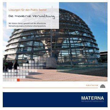 Lösungen für den Public Sector - ECM Navigator