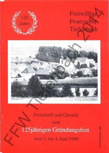 Festschrift 1990