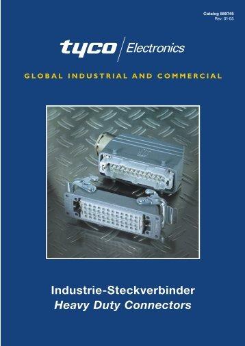 Industrie-Steckverbinder Heavy Duty Connectors