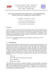 1. Introduzione - Ingegneria Meccanica, Nucleare e della Produzione