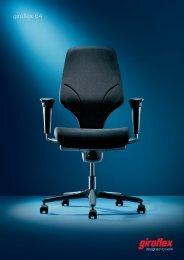 Konferenzstühle Modellreihe 64 STOLL GIROFLEX - AG für Schule ...