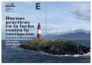 Buenas prácticas en la lucha contra la corrupción - Compromiso RSE