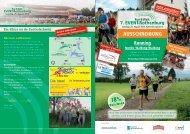 AUSSCHREIBUNG - Run & Walk EVENT-Rothenburg
