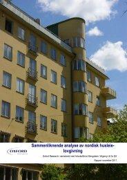 Sammenliknende husleielovgivning (2).pdf - Regjeringen.no
