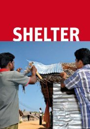 camp management toolkit   chapter 15 – shelter 453