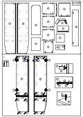 Aufbauanleitung 383 - Pelipal Badmöbel - Page 2