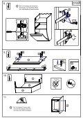 Aufbauanleitung 383 - Pelipal Badmöbel - Page 5