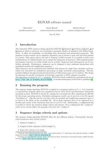 Download the manual - Technische Universität Dresden