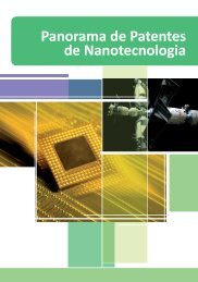 Panorama de Patentes de Nanotecnologia - Inpi