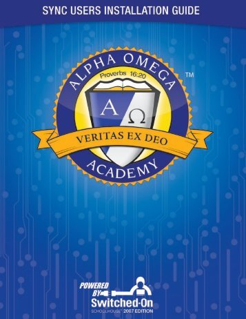 SOS Parent DL - Sync - Alpha Omega Academy