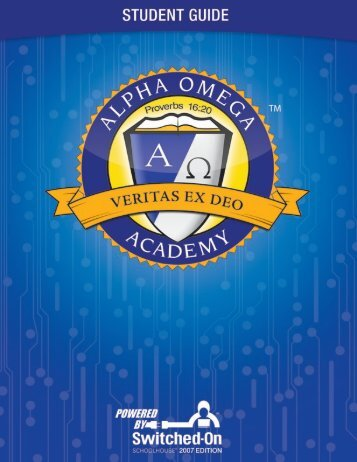 Just for Students - Alpha Omega Academy