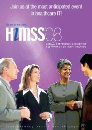 Branded Postcard - HIMSS Vendor Center