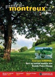 Vers un habitat modèle aux Grands Prés à Baugy - Commune de ...