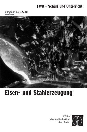 Eisen- und Stahlerzeugung - Christiani
