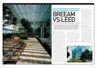 BREEAM vs. LEED Sustain Magazine