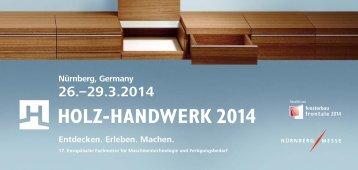 Download Besucherprospekt - Holz-Handwerk