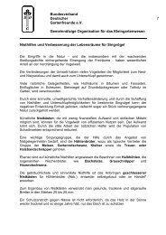 Nisthilfen im Garten.pdf - Kleingartenverein Rheydt Pongs