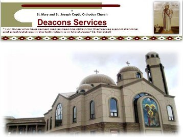 coptic orthodox views on dating View coptic ppts online,  the holy cross coptic orthodox church - the holy cross coptic orthodox  carbon-14 dating: ad 220-340 a coptic manuscript on.