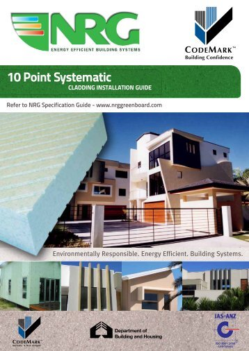 NRG 10 Point Systematic Overview