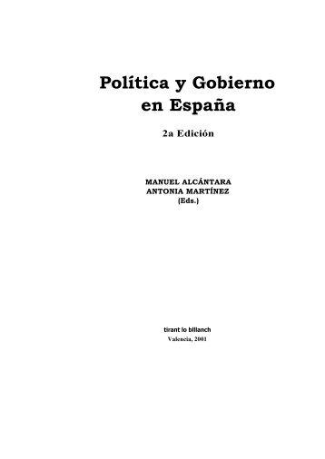 Las administraciones públicas - Uned