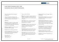 kortbestemmelser for danske guld mastercard - Danske Bank