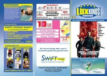 5,50 € - Cineprog