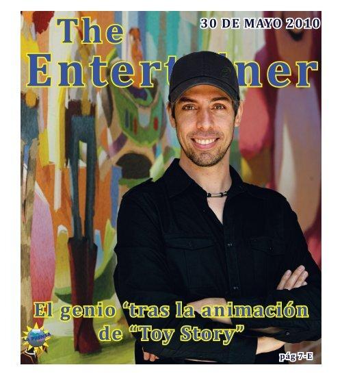 """El genio 'tras la animación de """"Toy Story"""" - La Prensa De San Antonio"""