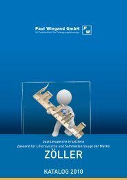 ZÖLLER - Paul Wiegand GmbH
