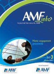 proximité - AMF Assurances