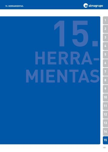 15. HERRAMIENTAS. - Fontgas