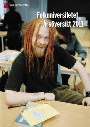 Folkuniversitetet Årsöversikt 2011