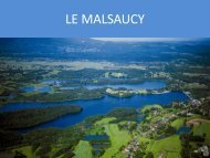Le Malsaucy - incontournables - Belfort Tourisme