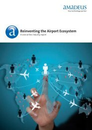 reinventing the airport ecosystem - Investor relations at Amadeus