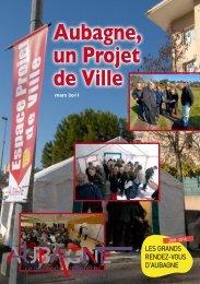 Télécharger le compte rendu - Site officiel de la ville d'Aubagne en ...