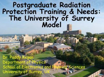 The University Of Surrey