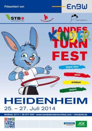 Ausschreibung Landeskinderturnfest 2014 (pdf)
