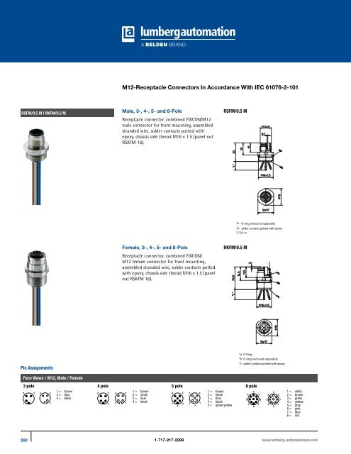 M12-Receptacle Connectors In Accordance With IEC 61076-2-101 on iec power, iec cable diagram, iec motor starter schematics, iec symbols pdf, compaq power supply pinout diagram, iec plug, iec frame, magnetic contactor diagram, iec motor starters diagram, 609 ab motor starter diagram, iec c14 wiring, iec wiring symbols, latching relay circuit diagram, iec standard symbols drum heater,