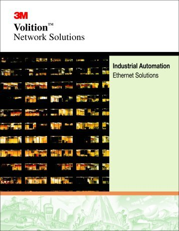 VolitionTM Industrial Networking Solutions